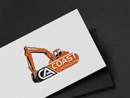 CA Coast Construction Logo - Entry #212