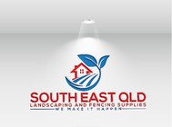 South East Qld Landscaping and Fencing Supplies Logo - Entry #91