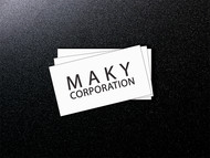 MAKY Corporation  Logo - Entry #86