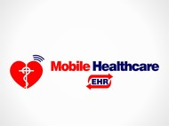 Mobile Healthcare EHR Logo - Entry #11