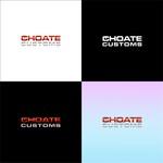 Choate Customs Logo - Entry #490