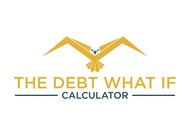 The Debt What If Calculator Logo - Entry #57