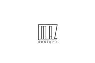Maz Designs Logo - Entry #409