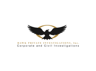 Hawk Private Investigations, Inc. Logo - Entry #42