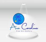 Ana Carolina Fine Art Gallery Logo - Entry #245