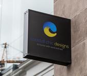 Coastal Chic Designs Logo - Entry #5