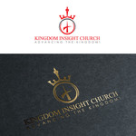 Kingdom Insight Church  Logo - Entry #39