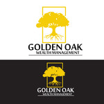 Golden Oak Wealth Management Logo - Entry #229