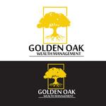 Golden Oak Wealth Management Logo - Entry #229