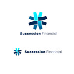 Succession Financial Logo - Entry #206