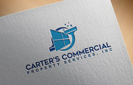 Carter's Commercial Property Services, Inc. Logo - Entry #3