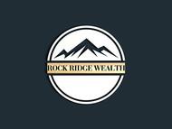 Rock Ridge Wealth Logo - Entry #308