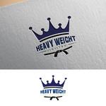 Heavyweight Jiujitsu Logo - Entry #173