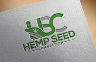 Hemp Seed Connection (HSC) Logo - Entry #146