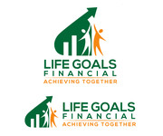 Life Goals Financial Logo - Entry #54