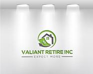 Valiant Retire Inc. Logo - Entry #220