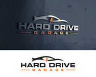 Hard drive garage Logo - Entry #65