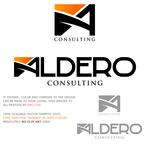 Aldero Consulting Logo - Entry #30