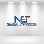 NextGen Accounting & Tax LLC Logo - Entry #478