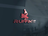Ruffin'It Logo - Entry #135