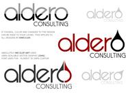 Aldero Consulting Logo - Entry #168