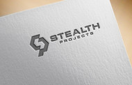 Stealth Projects Logo - Entry #61