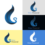 Stine Financial Logo - Entry #30