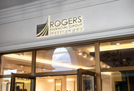 Rogers Financial Group Logo - Entry #73