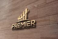Premier Accounting Logo - Entry #417