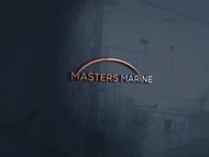 Masters Marine Logo - Entry #250
