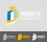 Priority Building Group Logo - Entry #254