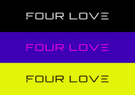 Four love Logo - Entry #82