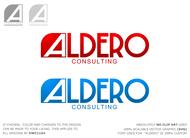 Aldero Consulting Logo - Entry #157
