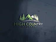 High Country Informant Logo - Entry #80