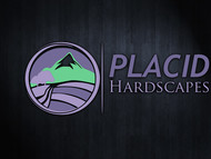 Placid Hardscapes Logo - Entry #29