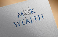 MGK Wealth Logo - Entry #339