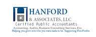 Hanford & Associates, LLC Logo - Entry #540