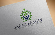 Sabaz Family Chiropractic or Sabaz Chiropractic Logo - Entry #185