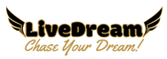LiveDream Apparel Logo - Entry #374