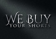 We Buy Your Shorts Logo - Entry #34