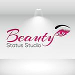 Beauty Status Studio Logo - Entry #212