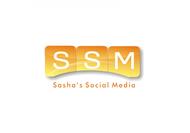 Sasha's Social Media Logo - Entry #153