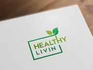 Healthy Livin Logo - Entry #36