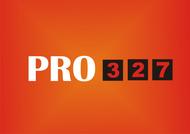 PRO 327 Logo - Entry #93