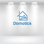 Domotics Logo - Entry #17