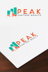 Peak Vantage Wealth Logo - Entry #255
