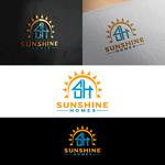 Sunshine Homes Logo - Entry #304