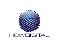 How Digital Logo - Entry #165