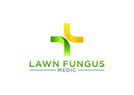 Lawn Fungus Medic Logo - Entry #216