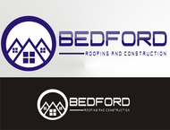 Bedford Roofing and Construction Logo - Entry #52